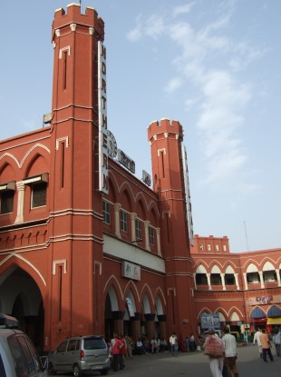 Old Delhi Railway Station (File photo)