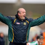 Ollie Baker stepped down from his role with the Faithful in August after two years as Offaly boss.<span class=