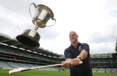 Ollie Baker appointed the new Kilmacud Crokes senior hurling manager