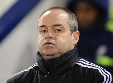 Steve Clarke has been relieved of his duties.