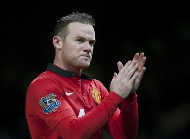 Wayne Rooney was the subject of much transf