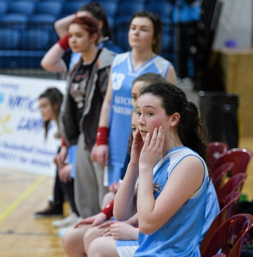 Here's what you missed at today's Schools Basketball finals in Tallaght