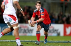Munster's instinctive Keatley 'wouldn't expect to be judged on just one match'