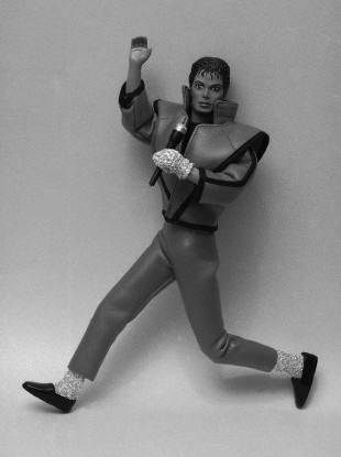 The LJN Toy Company introduced the Michael Jackson doll on Thursday, June 29, 1984 in New York, retailing at $13.