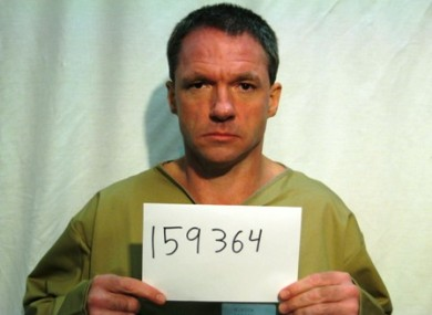 Robert Vick, who escaped from prison then returned because it was too cold outside.
