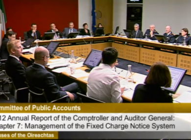 The Public Accounts Committee spent five hours questioning Garda Commissioner Martin Callinan last week