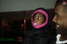 This little girl met her father's identical twin and her reaction was priceless