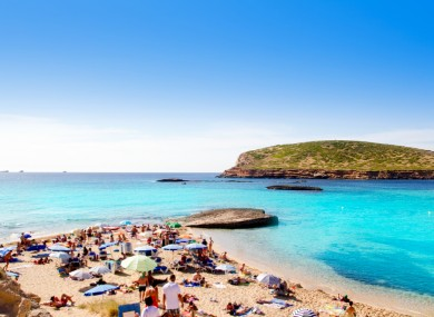 Ibiza is known for beaches and partying, but its sex trade runs into the millions.