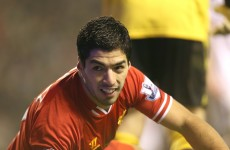 Was this a penalty? Suarez incident sets up Liverpool's equaliser