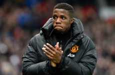 United winger Zaha not keen on Palace return, says Pulis