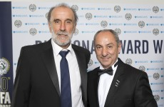 Ossie Ardiles and Ricky Villa involved in car crash in the Falklands