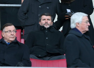 Keane will be at Goodison Park this afternoon.