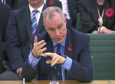 Director of GCHQ Sir Iain Lobban