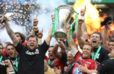 'The European Cup will be an extended Pro12 next season' predicts Welsh chairman