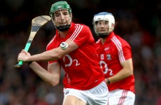 Walsh to make Cork senior hurling debut as JBM names 10 of All-Ireland side