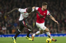 Arsenal's clash with Liverpool a 'massive game' in the title race