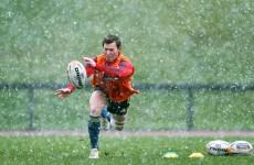 Munster's game plan playing to scrum-half Sheridan's strengths