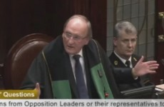 Roads, railways, the Banking Inquiry… and everything else happening in Leinster House today