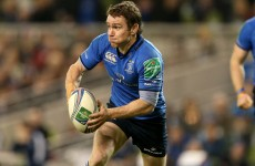 Leinster hopeful Fitzgerald and Reddan will feature against Dragons