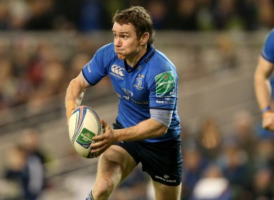 Eoin Reddan was ruled out of Ireland's opening Six Nations fixtures with a cal