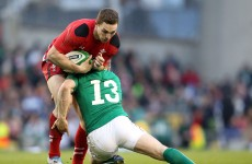 Wales drop Mike Phillips as France make just one change