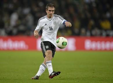 Philipp Lahm Euro 2016