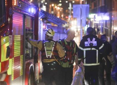 Dublin Fire Brigade (File photo)