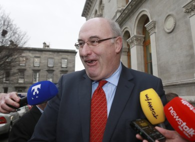 Minister Phil Hogan