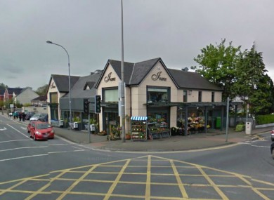 The supermarket in Caherdavin Cross.