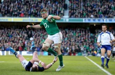 Heaslip ready to meet familiar fire with fire