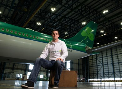 Sexton is an ambassador for Aer Lingus.