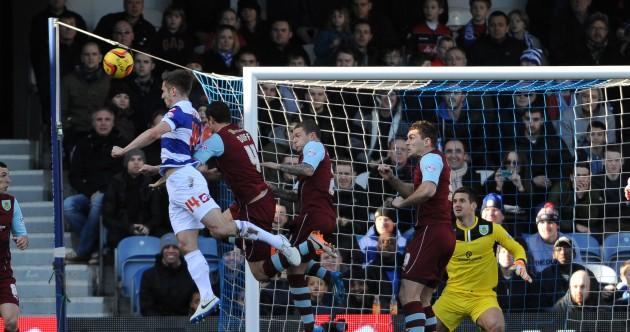 Kevin Doyle scores a debut goal for Queens Park Rangers