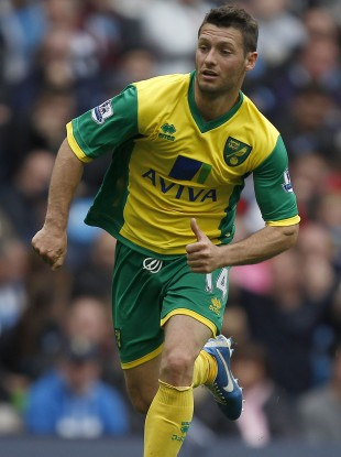Hoolahan has been out of favour at Norwich this season.
