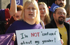 What is it like living as a transgender person in Ireland?