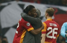 'Chelsea 10 times better than Gala,' says Drogba ahead of Jose reunion
