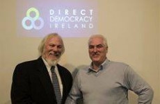 Ben Gilroy resigns as leader of Direct Democracy Ireland