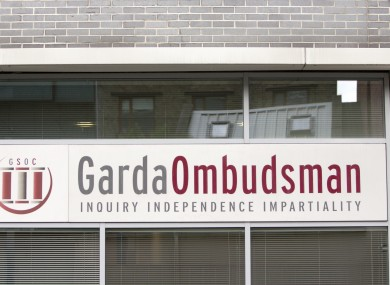 Garda Siochána Ombudsman Commissioner offices in Dublin (File photo)
