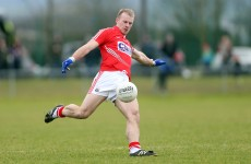 Four changes to Cork team for league meeting with Derry