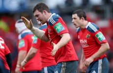 Munster's O'Mahony re-focused on provincial ambitions ahead of Leinster derby