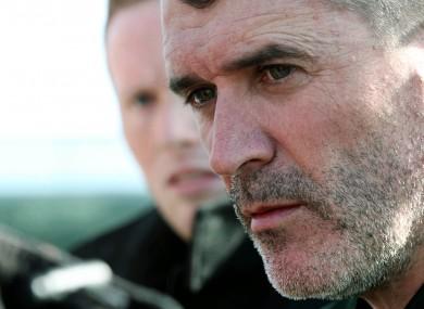 Roy Keane: focused on new Ireland job.