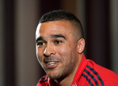 Zebo speaks about Leinster in Cork this afternoon.