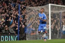 As it happened: Chelsea v Tottenham, Premier League