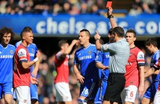 Gibbs and Oxlade-Chamberlain win appeal but referee Marriner NOT punished