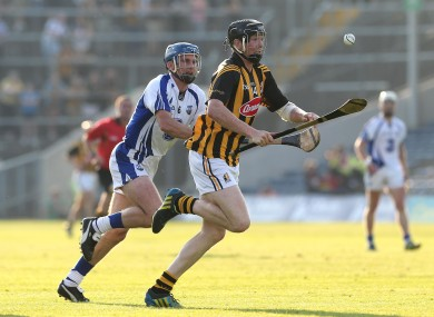 Waterford's Michael Walsh and Kilkenny's Walter Walsh.