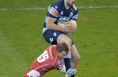 Liam Williams cited for