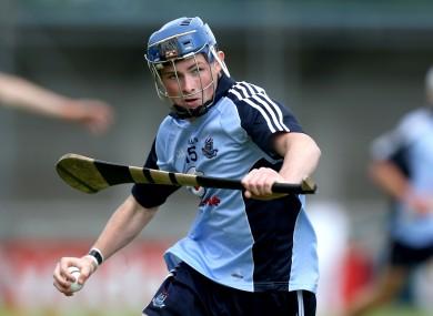 Chris Bennett was among the scorers for Dublin today.