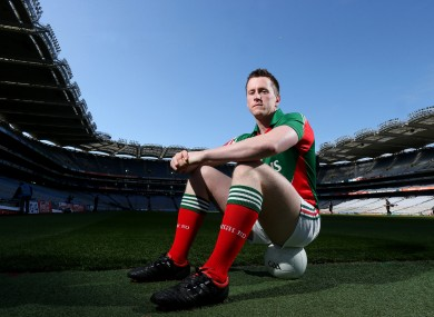Cillian O'Connor might not play this weekend.