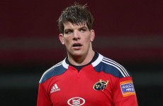 'The sickening, stinging feeling is still there' – Munster lock O'Callaghan