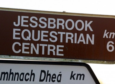 Jessbrook Equestrian Centre, which once belonged to John Gilligan, was seized by CAB.