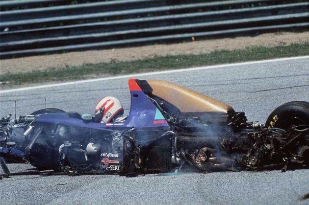 Roland Ratzenberger The Tragedy Formula 1 Forgot After